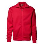 Sweatshirtjacke ID - Rot