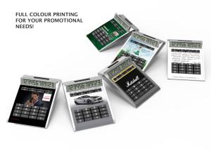 Werbeartikel Taschenrechner