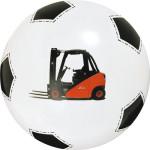 PVC-Werbeball mit Poldruck