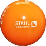 PVC-Werbeball mit Streudruck