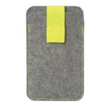 Werbeartikel Wollfilz Smartphonehalter