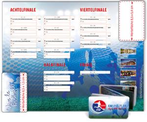 Werbeartikel EM-Faltplaner EM 2016