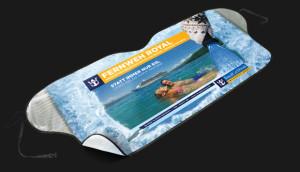 Werbeartikel Frost und Sonnenschutzblende