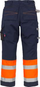 Warnschutzkleidung Überzug Funktionsbundhose
