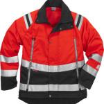 Arbeitskleidung Warnschutz Jacke