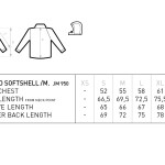 Werbebekleidung Hooded Softshell